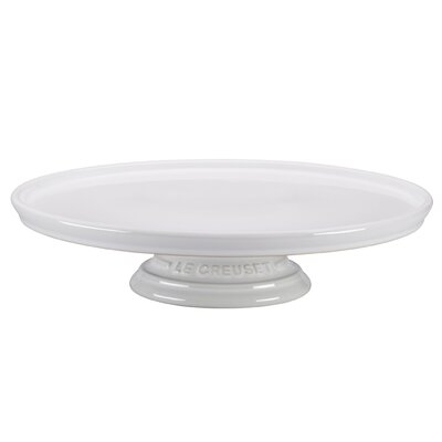 "Le Creuset Stoneware 12"" Cake Stand"