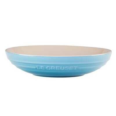 "Le Creuset Stoneware 10.8"" Pasta and Fruit Bowl"
