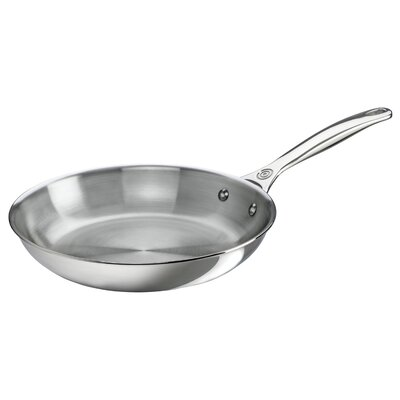 Le Creuset Stainless Steel Frying Pan