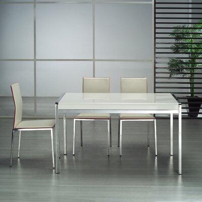 Whiteline Imports Tavolo Dining Table