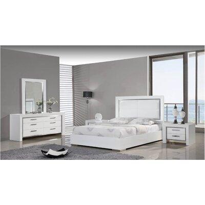 Whiteline Imports Ibiza Bedroom Collection