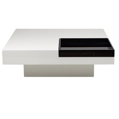Whiteline Imports Tiffany Coffee Table Rectangle