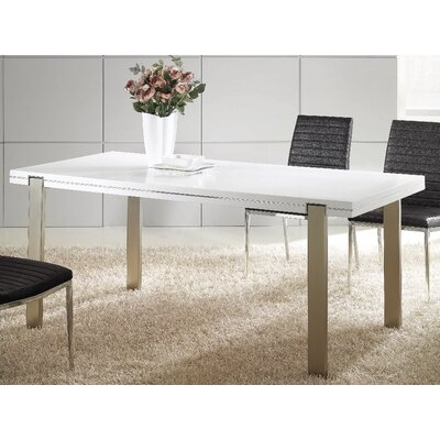 Whiteline Imports Extra Dining Table