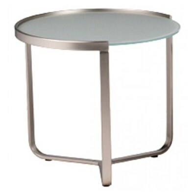 Whiteline Imports Clara Side Table