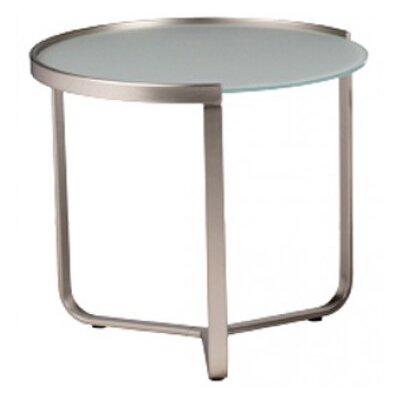 Whiteline Imports Clara Side Table