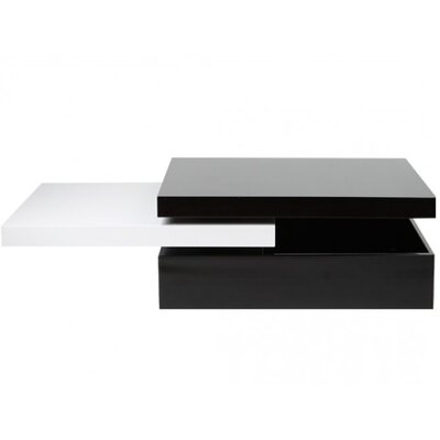 Whiteline Imports Mellow Motion Coffee Table Rectangle