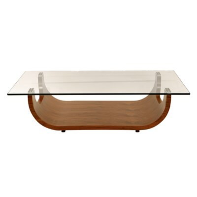 Whiteline Imports Saly Coffee Table