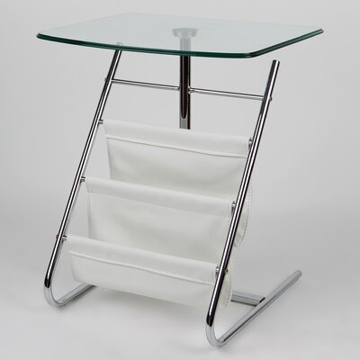 Whiteline Imports Bob Side Table