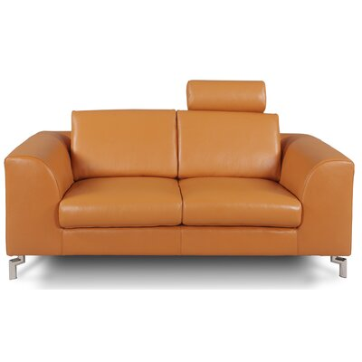 Whiteline Imports Angela Love Seat
