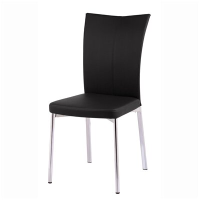 Whiteline Imports Alice Dining Chair (Set of 2)