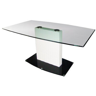 Whiteline Imports Chelsea Dining Table