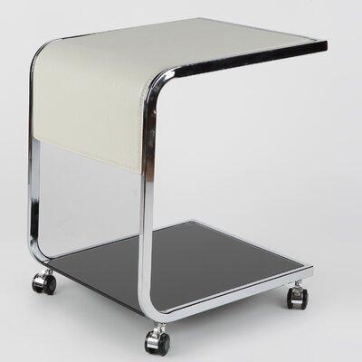Whiteline Imports Jay Side Table