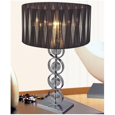 Whiteline Imports Margarita Table Lamp