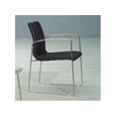 Whiteline Imports Marco Dining Armchair (Set of 2)