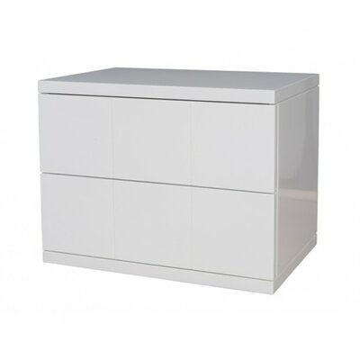 Whiteline Imports Carl Night Stand