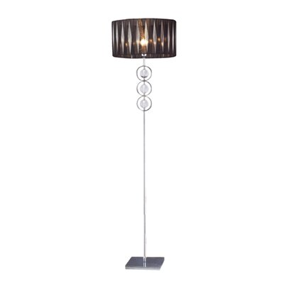 Whiteline Imports Margarita Floor Lamp