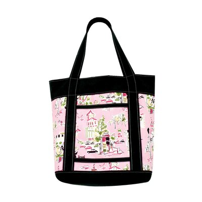 Ooh La La Fashion Tote Bag