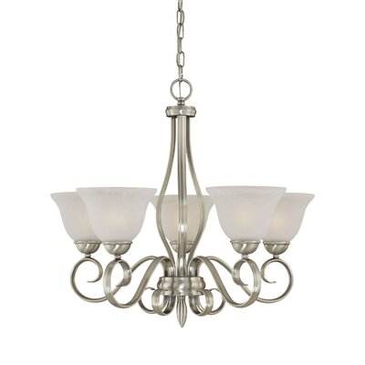 Millennium Lighting Pelham 5 Light Chandelier