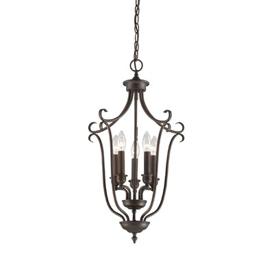Fulton 5 Light Foyer Pendant