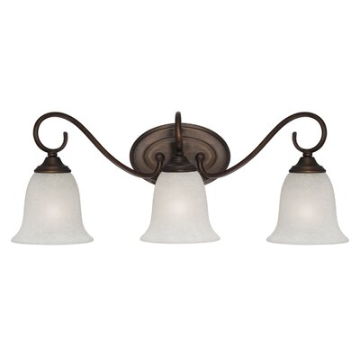Millennium Lighting 3 Light Bath Vanity Light