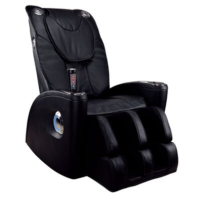 iComfort Leather Therapeutic Massage Chair