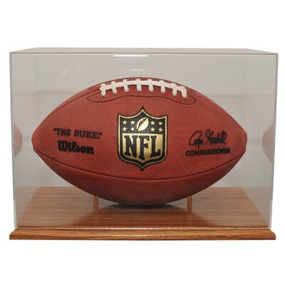 Caseworks International Football Display Case with Acrylic