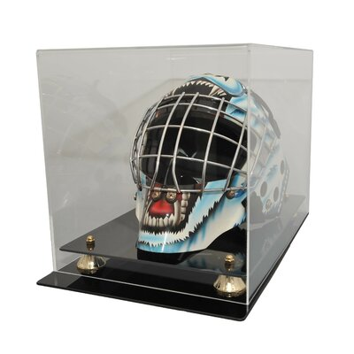 Caseworks International Goalie Mask Display Case