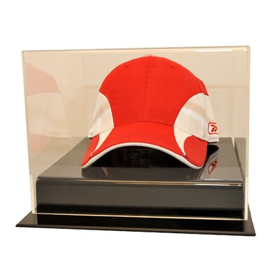 Caseworks International Hockey Cap Display Case