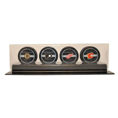 Caseworks International Four Puck Display Case