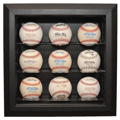 Caseworks International Coach's Choice Nine Ball Display