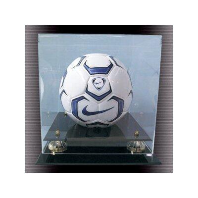 Caseworks International Soccer Ball Display Case