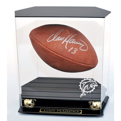 Caseworks International Floating Football Display Case
