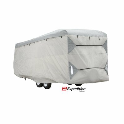 Awesome  RV Covers  Classic Accessories PermaPRO Travel Trailer RV Cover