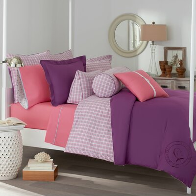 Strawberry Masterplaid Bedding Collection