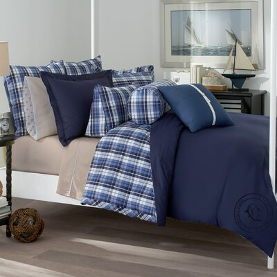 Nautical Plaid Bedding Collection
