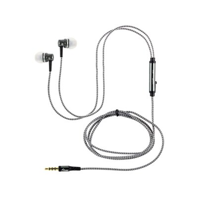 Fuse Stereo Earphones with In Line Mic