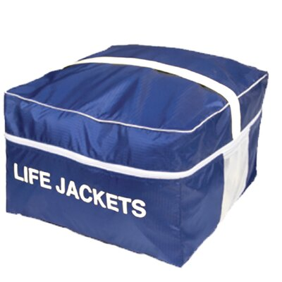 All Purpose Life Vest in Bag (Set of 4)