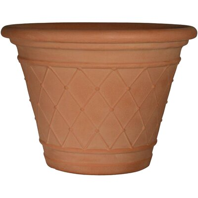 Diamante Round Pot Planter