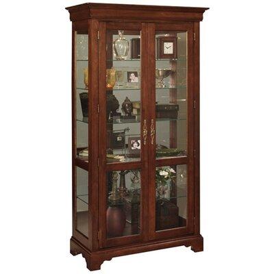 Chateau Curio Cabinet