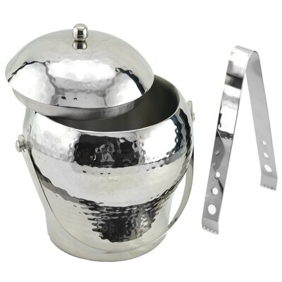Tannex Met Double Wall Ice Bucket