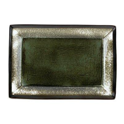"""Tannex Inca 15"""" Rectangular Platter"""