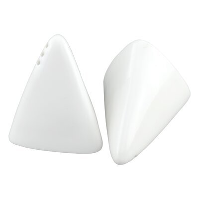 Tannex Du Lait Pyramid Salt and Pepper Set