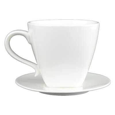 Tannex Du Lait Large Cup and Saucer