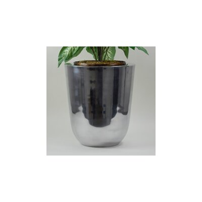 Modern Day Accents Round Pot Planter