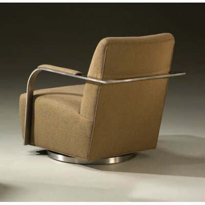 Thayer Coggin Zac Memory Swivel Chair