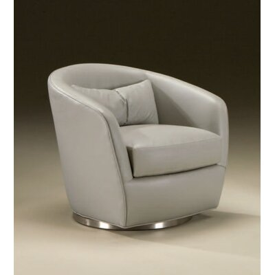 Thayer Coggin Turn Memory Swivel Chair
