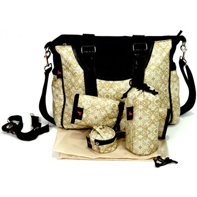Amara Overnight Diaper Bag