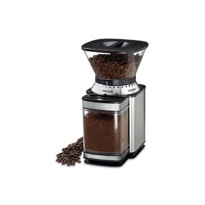Cuisinart Automatic Burr Coffee Grinder in Brushed Stainless