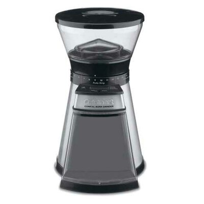Cuisinart Programmable Conical Electric Burr Coffee Grinder