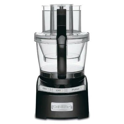 Cuisinart Elite 12-Cup Food Processor in Black